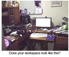 Kat's Desk