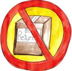 Point of No Returns? | Auctiva EDU