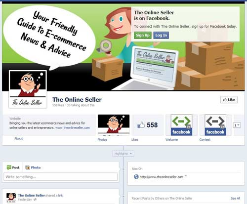 The Online Seller